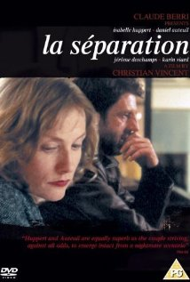 Watch La séparation Online