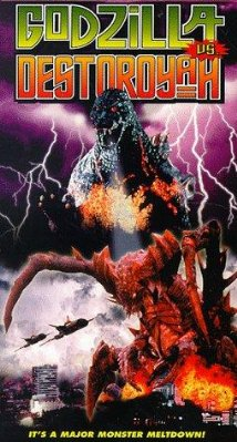 Watch Godzilla vs. Destroyah Online