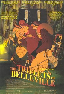 Watch The Triplets of Belleville 2003 Online