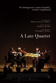 Watch A Late Quartet Online