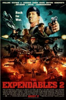 Watch The Expendables 2 Online