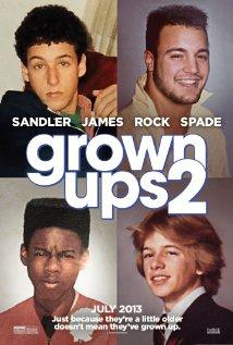 Watch Grown Ups 2 Online