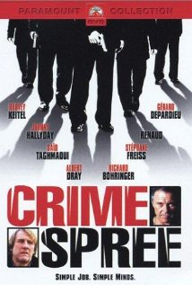Watch Crime Spree Online
