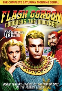 Watch Flash Gordon Conquers the Universe Online