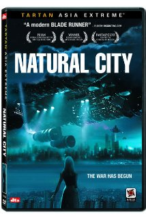 Watch Natural City Online