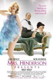 Watch Mrs. Henderson Presents Online