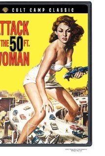 Watch Attack of the 50 Foot Woman Online