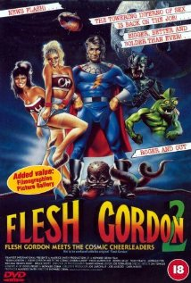 Watch Flesh Gordon Meets the Cosmic Cheerleaders Online
