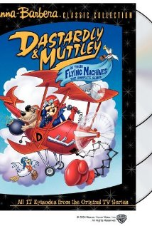 Watch Dastardly and Muttley in Their Flying Machines