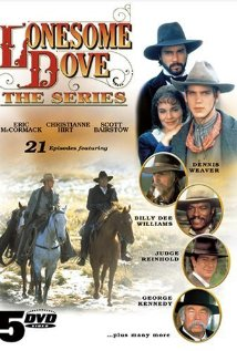 Watch Lonesome Dove: The Series Online