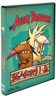 Watch The Angry Beavers Online