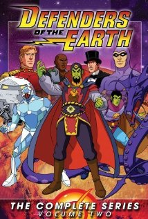 Watch Defenders of the Earth