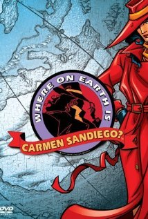 Watch Where on Earth is Carmen Sandiego?