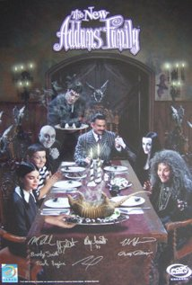 Watch The New Addams Family