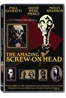 Watch The Amazing Screw On Head