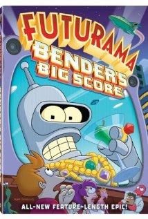 Watch Futurama: Bender's Big Score!