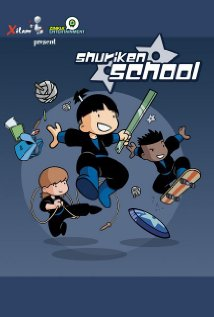Watch Shuriken School
