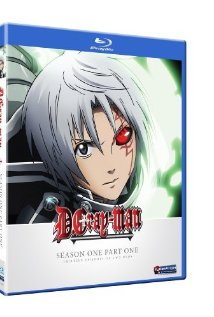 Watch D.Gray-man
