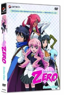 Watch Zero No Tsukaima