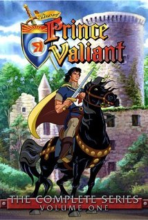 Watch Legend of Prince Valiant