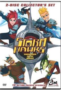 Watch Storm Hawks