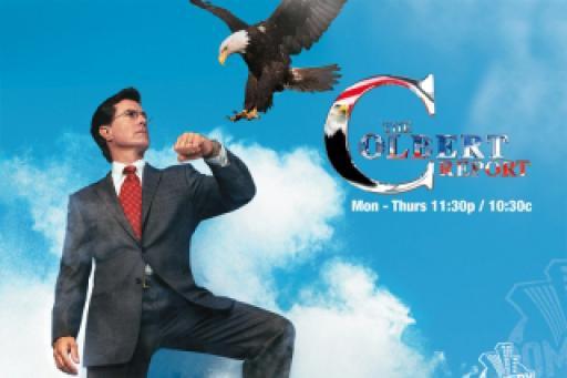 The Colbert Report S11E40