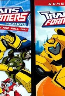 Watch Transformers Animated