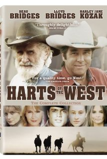 Watch Harts of the West