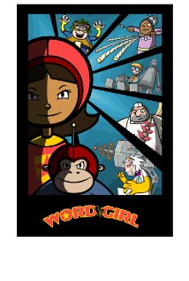 Watch WordGirl