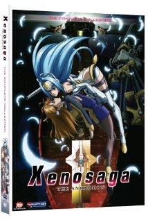 Watch Xenosaga: The Animation