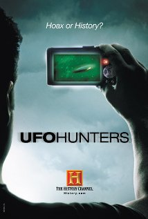 Watch UFO Hunters