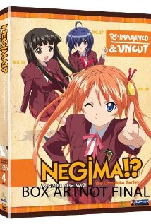 Watch Negima! Magister Negi Magi Online