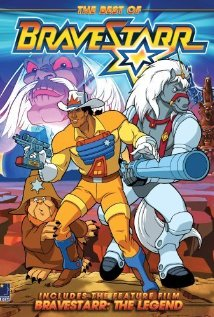 Watch BraveStarr