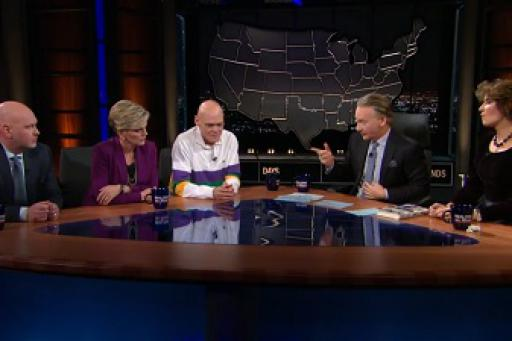 watch Real Time With Bill Maher S12 E1 online
