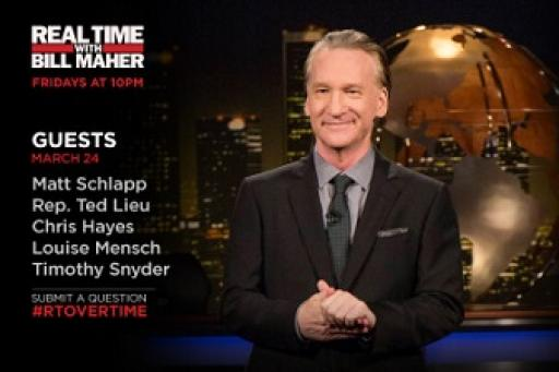 Real Time with Bill Maher S15E09