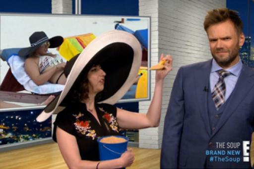 watch The Soup S12E18 online