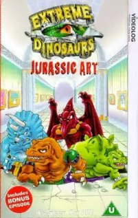 Watch Extreme Dinosaurs