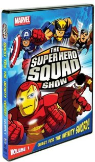 Watch The Super Hero Squad Show