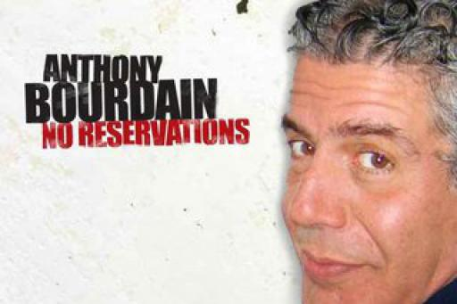 watch Anthony Bourdain: No Reservations S9 E9 online