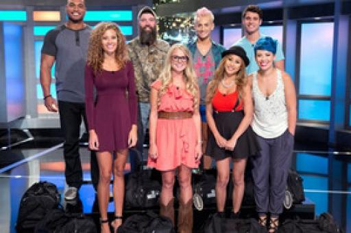 watch Big Brother S16 E1 online
