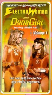 Watch Electra Woman and Dyna Girl