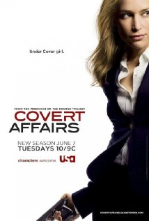 Watch Covert Affairs