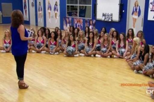 Dallas Cowboys Cheerleaders: Making the Team S10E03