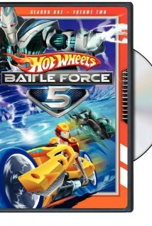 Watch Hot Wheels Battle Force 5