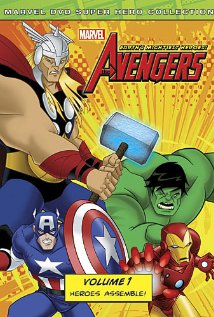 Watch Avengers: Earths Mightiest Heroes Online