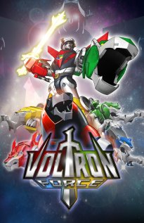 Watch Voltron Force