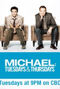 Watch Michael Tuesdays and Thursdays