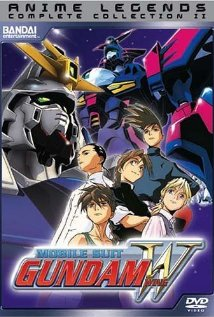 Watch Gundam Wing