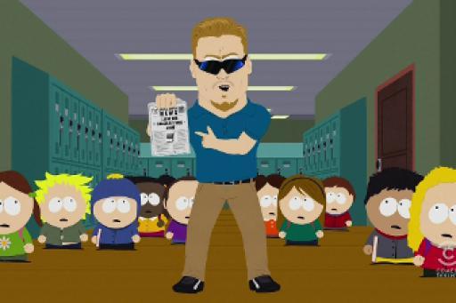 South Park S19E08