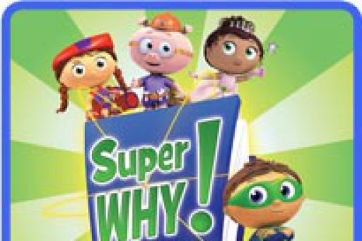 Super WHY! S04E05